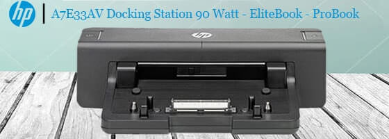 HP A7E33AV Docking Station
