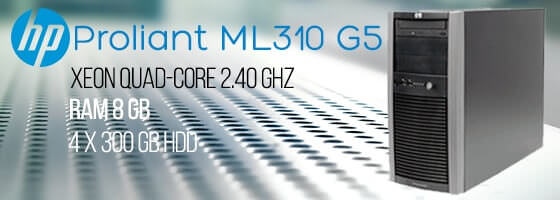 HP ProLiant ML310 G5
