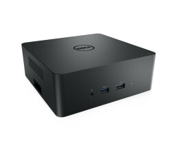 Dell TB18DC - Wired - USB 3.0 (3.1 Gen 1) Type-B - 3.5 mm...