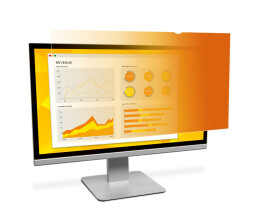 3M GF220W1B - Monitor - Frameless display privacy filter...