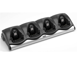 Zebra 4 Slot Cradle CHARGES 4 TERMINALS Only. order