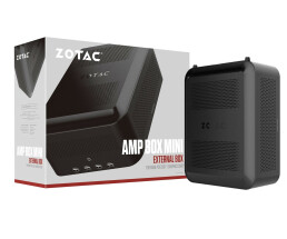 ZOTAC AMP BOX Mini (230W w/ 6-pin connector) - Black - AC