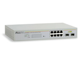 Allied Telesis AT GS950/8 WebSmart Switch - Switch