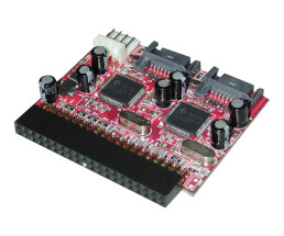 Lindy SATA Adapter for Mainboard IDE Slot -...