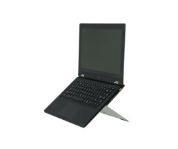 R-Go Riser Attachable - Notebook Stand - Silver