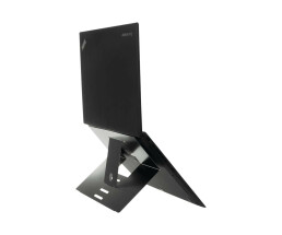 R-Go Riser Attachable Laptop Stand - adjustable - black -...