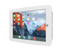 Compulocks Space - iPad 9.7 Wall Mount Enclosure - White...