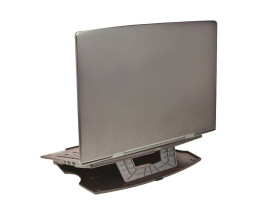 StarTech.com Portable Laptop Stand - Adjustable -...