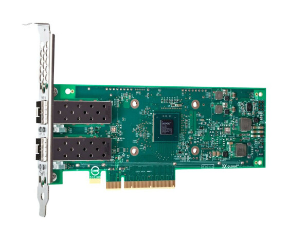 Lenovo 4XC7A08228 - Internal - Wired - PCI Express - Ethernet - 25000 Mbit/s - Green