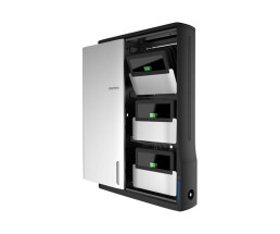 """Ergotron Zip12 wall mount charging cabinet for 12 Tablets 12 """""""