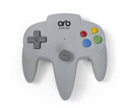Thumbs Up Or-Retarc. Product color: gray, gaming control...