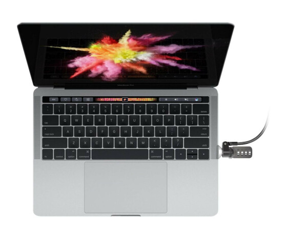 Compulocks The Ledge - MacBook Pro Touch Bar Cable Lock Adapter