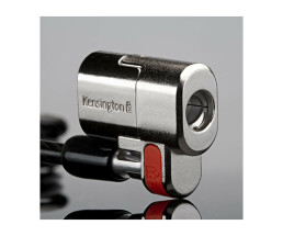 Kensington ClickSafe Keyed Twin Laptop Lock -...
