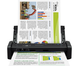 Epson WorkForce DS-360W - Dokumentenscanner - Duplex - A4...