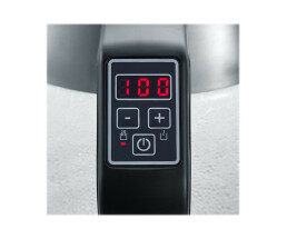 Severin WK 3477. Water tank capacity: 1.7 L Power: 2200 W. Product color: Black, Silver, Transparent, Housing material: Glass, Steel, Adjustable thermostat, Overheat protection. Cordless. Keep warm function