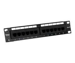 TRENDnet TC-P12C6 - 1000Base-T - Gigabit Ethernet - RJ-45...