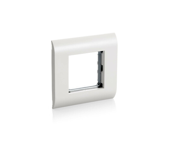 equip - Frontabdeckung - Pure White, RAL 9010