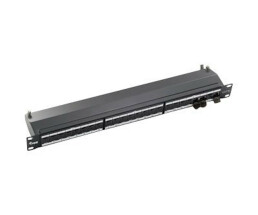 equip Professional - Patch Panel - Schwarz - 1U - 48.3 cm...