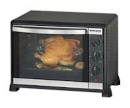 Rommelsbacher BG 1550 - electric oven with grill