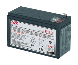 APC Battery Cartridge Replacement #17 - Sealed Lead Acid...