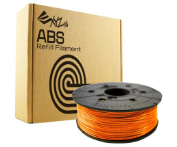 XYZprinting - Orange - 600 g - ABS-Filament (3D)