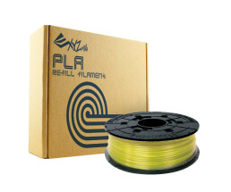 XYZprinting Filamentcassette Clear Yellow Refill PLA for...