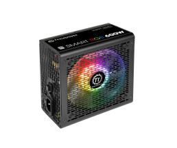 Thermaltake Smart RGB - 600 W - 230 V - 50 - 60 Hz - 7 A - Active - 105 W