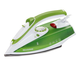 Severin BA 3242 - steam iron - base plate: stainless...