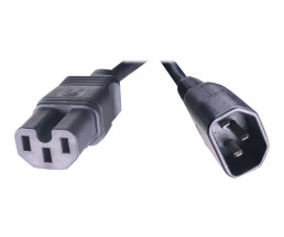 HP Enterprise 2.5m C15 - C14 - 2.5 m - C15 coupler - C14...