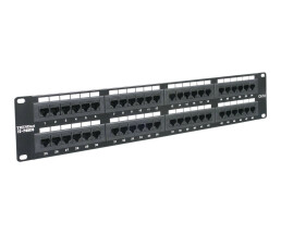 TRENDnet 48-port Cat6 Unshielded Patch Panel -...