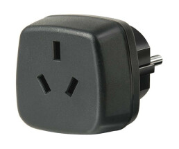 Brennenstuhl Travel Adapter Australia - China/earthed -...