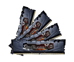 G.Skill flare X Series DDR4-2400 for Ryzen CL 15-64 GB...