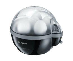 SEVERIN EK 3056 Egg Boiler black / gray