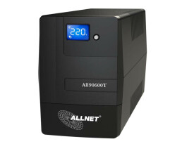 ALLNET ALL90600T - Line-Interactive - 600 VA - 360 W -...