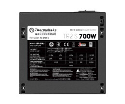 Thermaltake TRS-700AH2NK - 700 W - 230 V - 50 - 60 Hz - 9 A - Active - 120 W