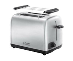 Russell Hobbs 24080-56 toaster 2 slice (s) Silver 850 W