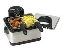 Bestron DF402B Family Fryer Cool zone - Fritteuse
