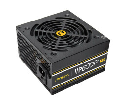 Antec VALUE POWER 600P PLUS - 600 W - 200 - 240 V - 47 - 63 Hz - 5 A - Active - 85%