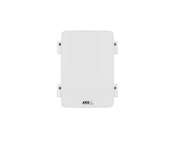 Axis T98A15-VE - Housing & mount - Outdoor - Stainless steel,White - Polycarbonate,Stainless steel - IEC 60529 IP66 - NEMA 250 rating Type 4X - IEC 62262 IK10 - AXIS T98A18-VE - UL 50E - IEC/UL/EN... 282 mm