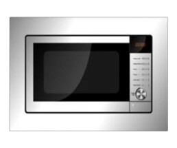 Amica fitted microwave EMW 13184 E