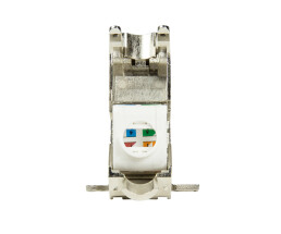 LogiLink CAT.6A 10GE Field Assembly Cable Connector - Kabelverbindung