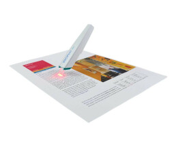 IRIS Pen Air 7 - 1 bit - Pen scanner - White - CMOS -...