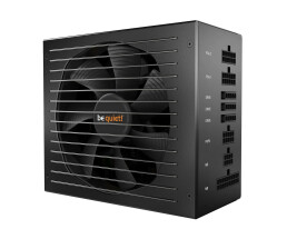 Be Quiet! Straight Power 11 - 550 W - 100 - 240 V - 600 W - 50 - 60 Hz - 8 A - Active