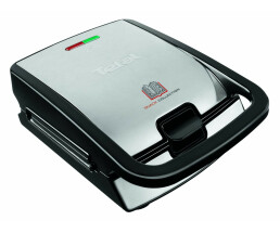 Tefal Snack collection SW852D - Waffeleisen - 700 W -...