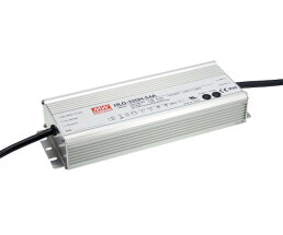 Meanwell MW HLG-320H-24B - 320 W LED transformer 24 V DC...
