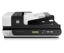 HP Scanjet Enterprise Flow 7500 Flatbed - Flatbed scanner...