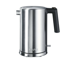 Graef WK 600 - 1.5 L - 2015 W - Stainless steel - Water...