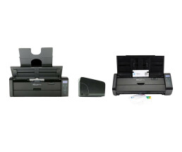 IRIS can Pro 5 -23PPM - ADF20Pages - Document Scanners - A4