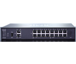 Cisco Small Business RV345 - Router - Gige - WAN ports: 2