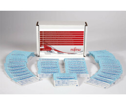 Fujitsu F1 Scanner Cleaning Wipes (72 Pack) - Equipment cleansing wet cloths - Scanners - Multicolor - fi-5015C - fi-6110 - fi-7140 - fi-7240 - fi-7160 - fi-7260 - fi-7180 - fi-7280 - fi-7460 - fi-7480,... - 72 pc(s) - Box